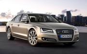 Nouvelle Audi A8 : L'Audi A8 lève le voile
