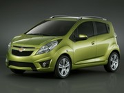 La Chevrolet Spark va débarquer en France