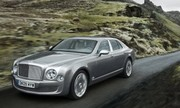 Bentley Mulsanne : un écrin facturé 250 000 €