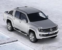 Volkswagen Amarok : Le cosmopolite