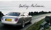 Bentley Mulsanne : Le tarif de la Bentley Mulsanne