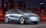 Volkswagen Up ! Lite : Concept deux en un