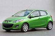 La Mazda 2 électrifiée par Think