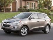 Hyundai Sonata et Tucson à Los Angeles