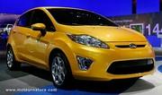 Ford Fiesta : avec une meilleure boite pour les américains