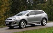 Essai Mazda CX-7 MZR-CD 2.2L 173 ch: Un crossover Diesel propre et presque sportif