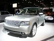 Un Land Rover sous les 100g de CO2 en préparation