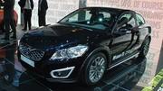 Volvo C30 DRIVe : Voiture verte de l'année 2009