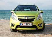 Essai Chevrolet Spark 1.2 81 ch : Un sacré outsider