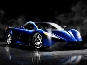 Kepler Motors Motion, une sportive hybride d'élite