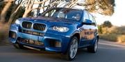 Essai BMW X5 M