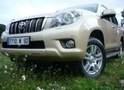 Essai Toyota Land Cruiser : Espèce en voie de disparition