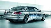 BMW remise la Série 7 à hydrogène au garage