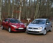Essai Renault Mégane TCe 130 vs Volkswagen Golf TSI 122 : Et si le vrai luxe, c'était l'essence ?