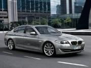 Un concept de Série 5 hybride pour BMW à Genève ?