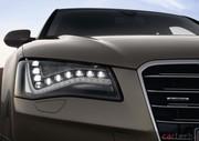 Nouvelle Audi A8 : le détail des innovations technologiques