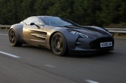 Aston Martin One-77 : A plus de 350 km/h !