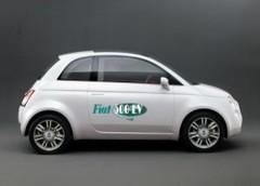 Fiat 500 EV : La Fiat électrique !