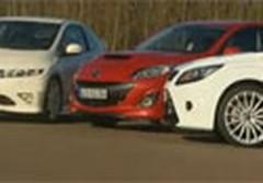 Essai Comparatif Ford Mazda et Honda : On fait quoi avec 30 000 € ?
