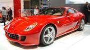 Ferrari 599 GTB Fiorano : une version hybride à Genève