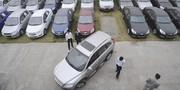 Chine : un parking réservé aux femmes