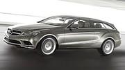 Mercedes CLS : une version break de chasse en 2011 ?