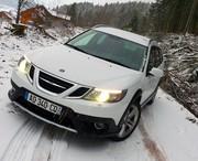 Essai Saab 9-3X 2.0T XWD : Une routière accomplie