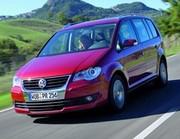 Volkswagen Touran : la gamme évolue