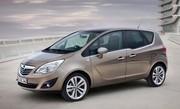 Opel Meriva 2 : Par la grande porte