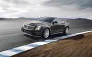 Cadillac CTS-V Coupe : La grosse débauche !