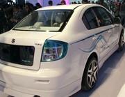 Salon de New Delhi : Suzuki SX4 hybride