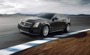 Cadillac CTS-V :  la version sportive