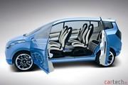 Suzuki R3 : future Mériva low cost ?
