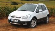 Essai Fiat Sedici 2.0 Multijet 135 ch : 4x4 de poche