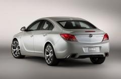 Salon de Detroit : Buick Regal GS
