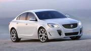 Salon Detroit 2010 : Buick Regal GS