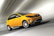 Salon de New Delhi : 2 concepts et un SUV pour Tata
