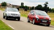 Essai Nissan Qashqai 2.0 dCi 150 ch vs Peugeot 3008 2.0 HDi 150 ch : Le maître et son disciple