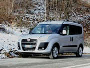 Essai Fiat Doblo : intrusion chez les crossovers