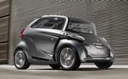 Peugeot BB1 : Peugeot confirme sa micro-citadine