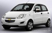 La Chevrolet Spark électrique pour les indiens