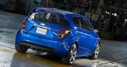 Chevrolet Aero RS : l'Aveo se dévergonde