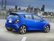 Detroit 2010 : un concept Chevrolet Aveo RS pour séduire les jeunes