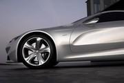 Peugeot SR1: le roadster hybride