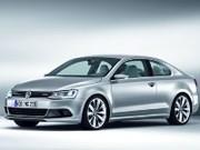 Volkswagen NCC : Une Golf coupé et hybride