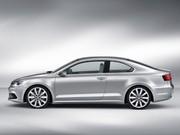 Salon Detroit 2010 : VW New Compact Coupé Concept