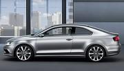 Volkswagen New Compact Coupe hybride, avec une technologie duplicable