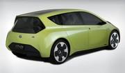 Toyota FT-CH : Mini Prius