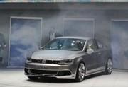 Volkswagen New Compact Coupé