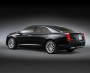 Cadillac XTS Platinum Concept : La grande Cadillac restera fidèle à la traction